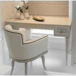 Penteadeira Louvre Com Cadeira New Pure