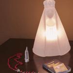 Abajur Luminária de Mesa Nossa Senhora Aparecida