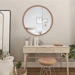 Espelho Redondo Cobre 60cm Reduna PD0461