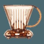 Coador de Café Clever em Acrílico + 100 filtros