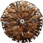 Painel Mandala de Peixes