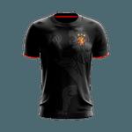 Camisa Torcedor - Sport Preta