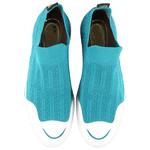 Tênis Fiorella Em Knit Turmalina Em Tricô