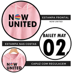 CROPPED NOW UNITED - BAILEY - ROSA BEBÊ
