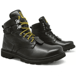 Bota Shift Plus - Preto Midnight