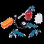 Jogo de acessórios para compressores de ar COM 05 PEÇAS G1444/BR