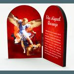 Adorno de mesa - São Miguel Arcanjo