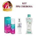 Espuma Higienica Intt Care + Sabonete Menta + Desodorante Íntimo / KIT PPK CHEIROSA