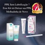 KIT PPK MOLHADINHA | Vagisex Tratamento para Secura Vaginal + Lubrificante K Intt