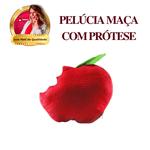 Maça Pelúcia com Prótese Inclusa (porta produtos)