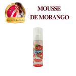 Mousse Beijável - Sabor Morango