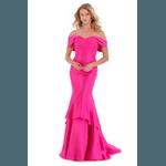 Vestido Barbie Fúcsia