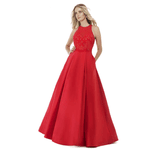 Vestido Lady Like Vermelho