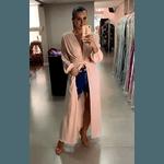 Vestido Saída Lisa