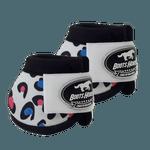 Cloche Boots Horse - Estampa 30 / Velcro branco