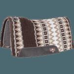 Manta Classic Contour Wool Top Blanket 01 - Feltro