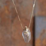 Difusor Anca Prata Cristal de Rocha | Coleção Guta Virtuoso