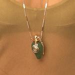 Difusor Anca Quartzo Verde   Coleção Guta Virtuoso