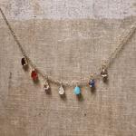 Colar 7 Chakras Gold | Novidades