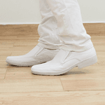 Sapato Branco Masculino Scatamacchia Casual Solado Branco