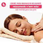 Creme para Massagem Relaxante 1kg