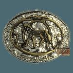 Fivela Country Cavalinho