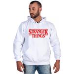 Moletom Masculino Stranger Things Branco - Selten