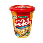 Kit Combo 06 unidades Pasta de Amendoim Integral 450g