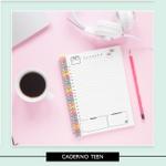 Miolo Caderno/Agenda - Teen - A5