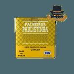 Palheiros Paulistinha Série Ouro - Display com 10 maços de 20 cigarros