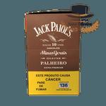 Palheiros Jack Paiols Chocolate - 10 Maços de 10 Cigarros