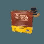 Palheiros Paulistinha Tradicional - Display com 10 maços de 20 cigarros