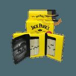 Palheiros Jack Paiols Fumo Goiano - 10 Maços de 20 Cigarros