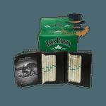 Palheiros Jack Paiols Menta - 10 Maços de 20 Cigarros