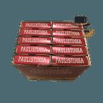 Palheiros Paulistinha Cereja Ice - Display com 10 maços de 20 cigarros