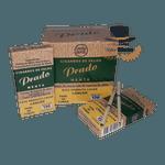 Palheiros Menta Prado - 10 maços de 20 cigarros