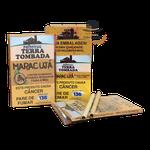 Palheiros Terra Tombada Sabor Maracujá - Display com 10 maços de 10 cigarros