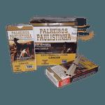 Palheiros Paulistinha Mama Cadela - Display com 10 maços de 20 cigarros