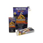 Palheiros Piracanjuba Tradicional - Display com 10 maços de 20 cigarros
