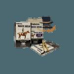 Palheiros Monte Belo UVA - Display com 10 maços de 10 cigarros