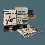 Palheiros Monte Belo MENTA - Display com 10 maços de 10 cigarros
