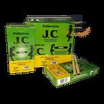 Palheiros J.C Menta - 10 maços de 20 cigarros