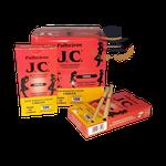 Palheiros J.C Cereja - 10 maços de 20 cigarros