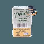 Palheiros Prado Tradicional - 10 maços de 10 cigarros
