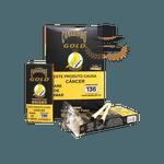 Palheiros Canarinho Gold - Display com 10 maços de 20 cigarros