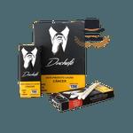 Palheiros Duchefe Black - Display 10 maços com 20 Cigarros