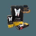 Palheiros Duchefe Platinum - Display 10 maços com 20 Cigarros