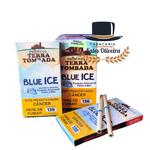 Palheiros Terra Tombada Blue Ice - Display com 10 maços de 10 cigarros