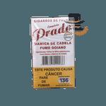 Palheiros Prado Mamica de Cadela - 10 maços de 10 cigarros