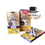 Palheiros Terra Tombada Série Ouro - Display com 10 maços de 10 cigarros